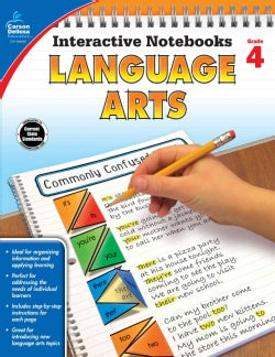 Language Arts Grade 4 (Paperback)