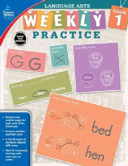 Language Arts, Grade 1 (Paperback)