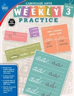 Language Arts, Grade 3 (Paperback)
