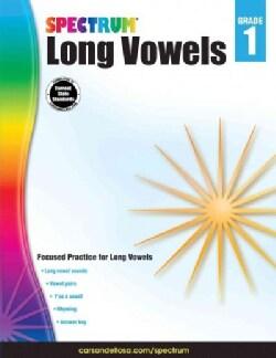 Long Vowels, Grade 1 (Paperback)