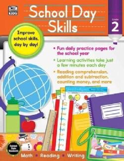 School Day Skills, Grade 2 (Paperback)