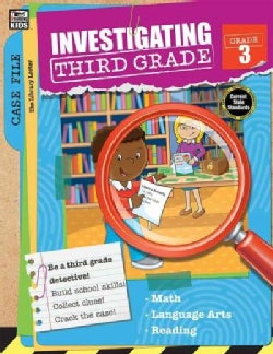 Investigating Third Grade (Paperback)