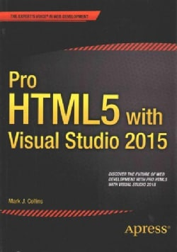 Pro Html5 With Visual Studio 2015 (Paperback)