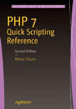 PHP 7 Quick Scripting Reference (Paperback)