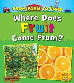 Where Does Fruit Come From? (Paperback)