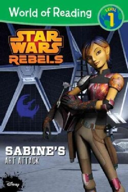 Sabine's Art Attack (Paperback)