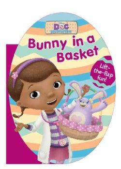 Bunny in a Basket (Board book)
