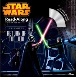 Star Wars - Read-along Storybook and Cd 6: Return of the Jedi