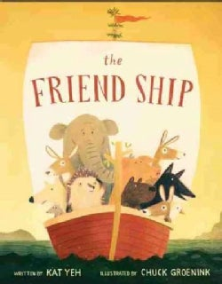 The Friend Ship (Hardcover)