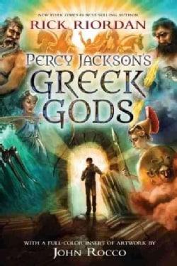 Percy Jackson's Greek Gods (Paperback)