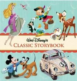 Walt Disney's Classic Storybook (Hardcover)