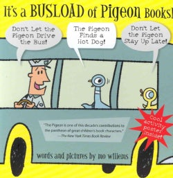 It's a Busload of Pigeon Books! (Hardcover)