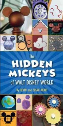 The Hidden Mickeys of Walt Disney World (Paperback)