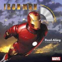 Iron Man: Read-along Storybook and CD