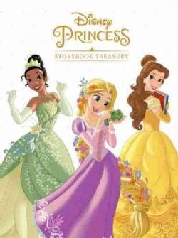 Disney Princess Storybook Treasury (Hardcover)