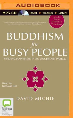 Buddhism for Busy People (CD-Audio)