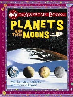 The Awesome Book of Planets and Their Moons (Hardcover)