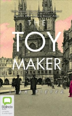The Toymaker: Library Edition (CD-Audio)