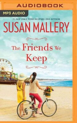 The Friends We Keep (CD-Audio)