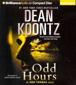 Odd Hours (CD-Audio)