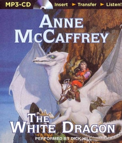 The White Dragon (CD-Audio)