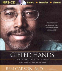 Gifted Hands: The Ben Carson Story (CD-Audio)
