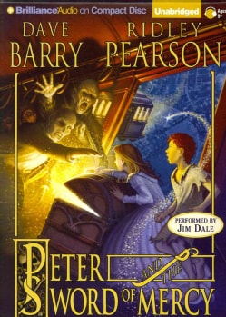 Peter and the Sword of Mercy (CD-Audio)