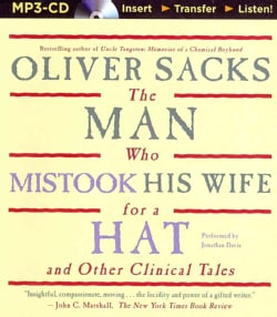 The Man Who Mistook His Wife for a Hat (CD-Audio)