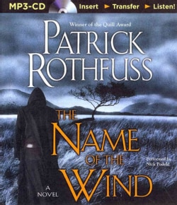 The Name of the Wind (CD-Audio)