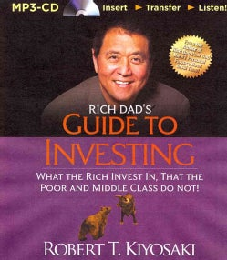 Rich Dad's Guide to Investing (CD-Audio)