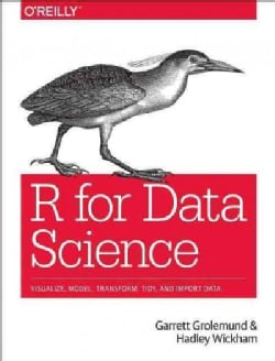 R for Data Science: Import, Tidy, Transform, Visualize, and Model Data (Paperback)