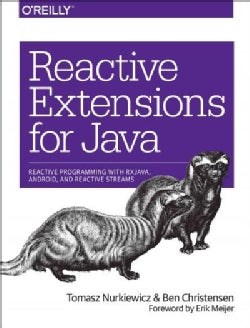 Reactive Programming with RxJava: Creating Asynchronous, Event-Based Applications (Paperback)