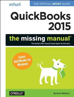 QuickBooks 2015: The missing manual (Paperback)
