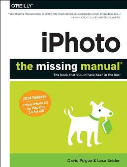 iPhoto: Covers iPhoto 9.5 for MAC and 2.0 for iOS (Paperback)