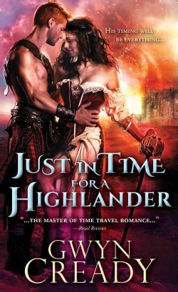 Just in Time for a Highlander (Paperback)