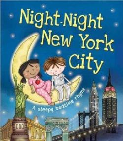 Night-Night New York City (Board book)