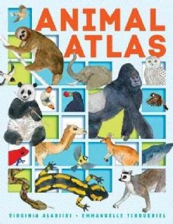Animal Atlas (Hardcover)
