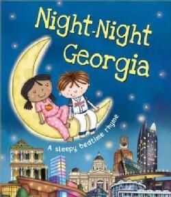Night-night Georgia (Board book)