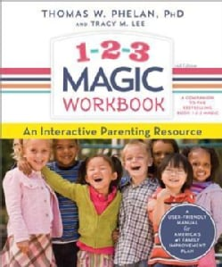 1-2-3 Magic: An Interactive Parenting Resource (Paperback)