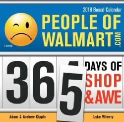 People of Walmart 2018 Calendar: 365 Days of Shop & Awe (Calendar)