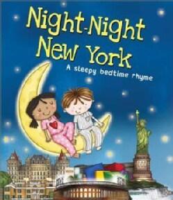 Night-Night New York (Board book)