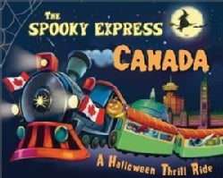 The Spooky Express Canada (Hardcover)