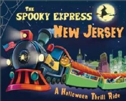 The Spooky Express New Jersey (Hardcover)