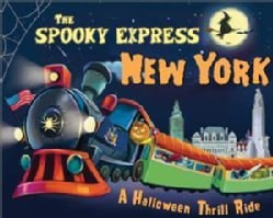 The Spooky Express New York (Hardcover)