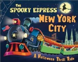 The Spooky Express New York City (Hardcover)