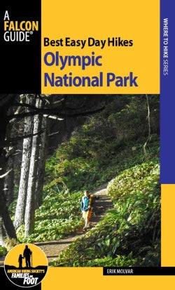 Best Easy Day Hikes Olympic National Park (Paperback)