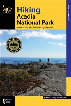 Falcon Guide Hiking Acadia National Park: A Guide to the Parkæs Greatest Hiking Adventures (Paperback)