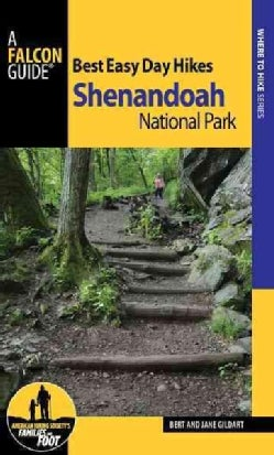 A Falcon Guide Best Easy Day Hikes Shenandoah National Park (Paperback)
