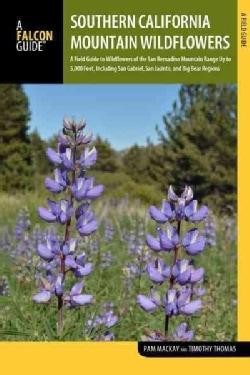 Southern California Mountains Wildflowers: A Field Guide to Wildflowers Above 5,000 Feet: San Bernardino, San Gab... (Paperback)