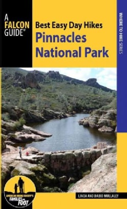 Falcon Guide Best Easy Day Hikes Pinnacles National Park (Paperback)